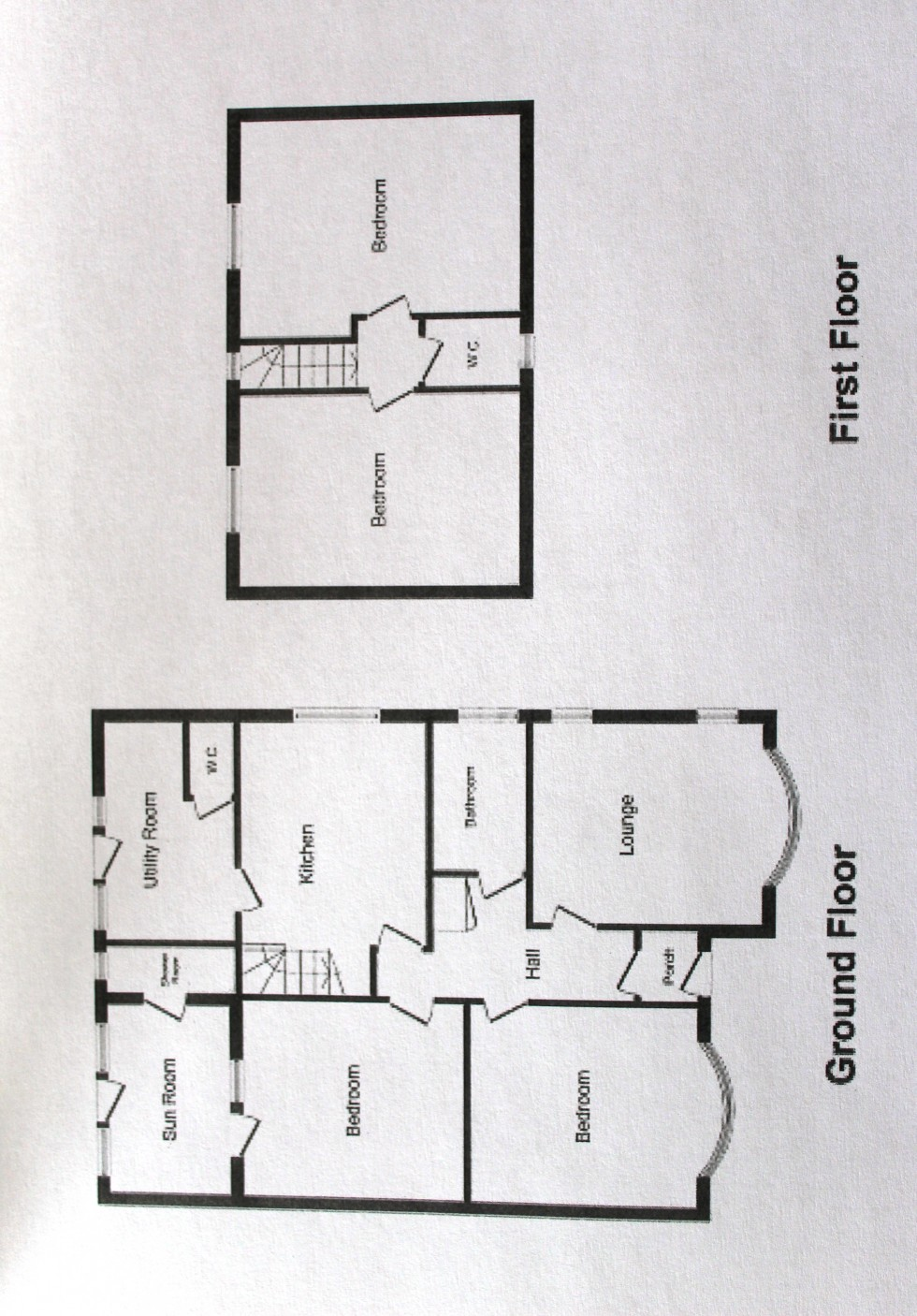 Floorplan for Trowels Lane, Derby